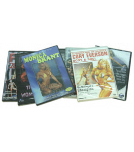 DVD KIT: LOT DE 6 DVD WOMEN x 30€