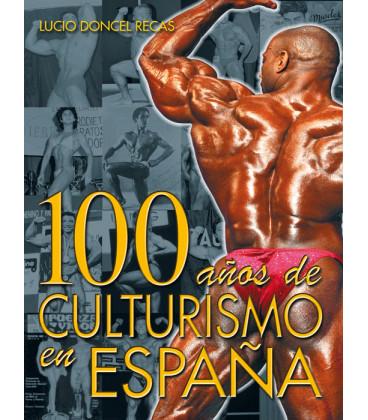 """Libro """"100 años de culturismo en España"""""""
