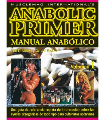 """Libro """"Anabolic Primer I"""""""