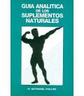 """Libro """"Guía analítica de los suplementos naturales"""""""