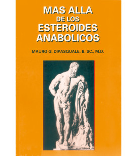 """Libro """"Más allá de los esteroides anabólicos"""""""