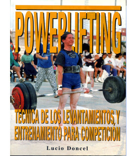 "Libro ""Powerlifting"""