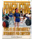 """Libro """"Powerlifting"""""""