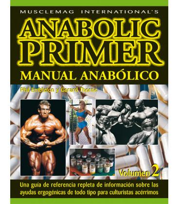 "Libro ""Anabolic Primer"""