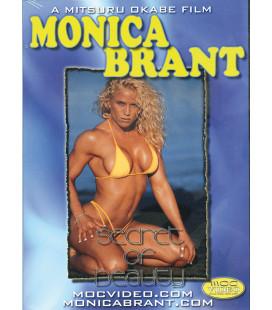 "DVD MONICA BRANT ""Secret of Beauty"""