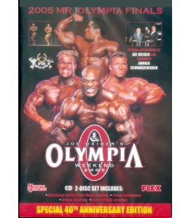 DVD Mr. Olympia 2005