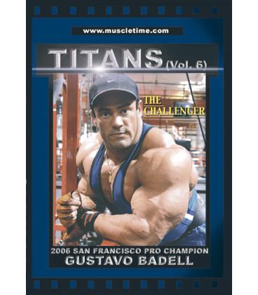 DVD Titans VI - Gustavo Badell