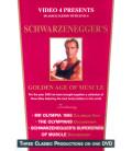 "DVD ARNOLD SCHWARZEMEGGER ·Golden Age I"""