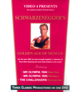 ARNOLD SCHWARZENEGGER Golden Age III