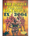 DVD THE BATTLE FOR THE OLYMPIA IX 2004