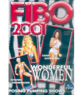 "DVD FIBO 2001 ""Wonderful women"""