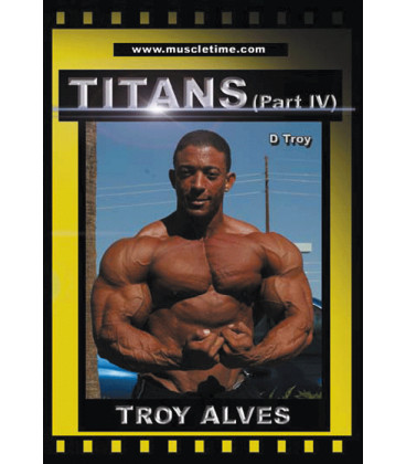 DVD Titans IV - Troy Alves