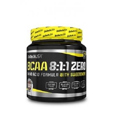 Aminoácidos ramificados BCAA 8:1:1 ZERO