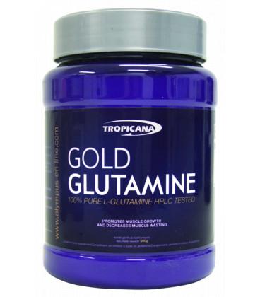 Aminoácido GOLD GLUTAMINA