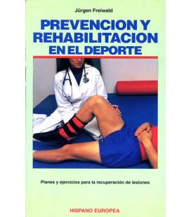 Libro PREVENCIÓN Y REHABILITACIÓN EN EL DEPORTE