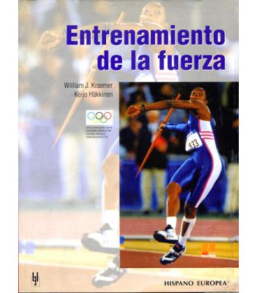 """Libro """"ENTRENAMIENTO DE LA FUERZA"""""""