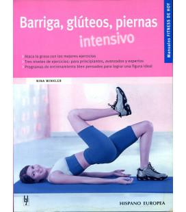 """Libro """"Barriga, glúteos, piernas intensivo"""""""