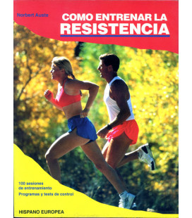 Libro CÓMO ENTRENAR LA RESISTENCIA