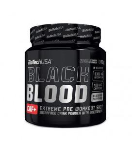 Pré-entraînement BLACK BLOOD CAF+