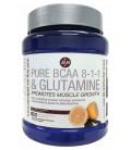 Aminoácidos PURE BCAA 8:1:1 + GLUTAMINA