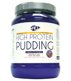 Préparé pour la crème protéinée HIGH PROTEIN PUDDING