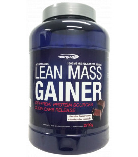 Ganador de peso LEAN MASS GAINER