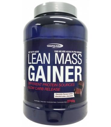 Ganador de peso LEAN MASS GAINER
