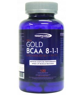Aminoácidos GOLD BCAA 8-1-1