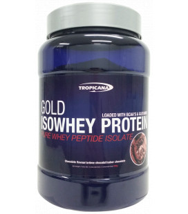 Gold Iso Whey Protein