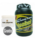 Proteína ISOBOL 1,5KG + PURE CREATINE 250GR