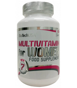 Vitamines et mineraux MULTIVITAMIN FOR WOMEN