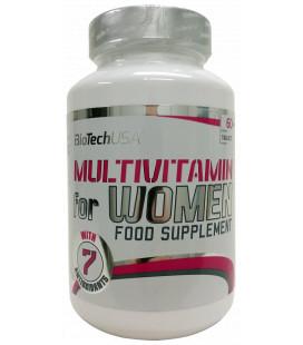 Vitaminas MULTIVITAMIN FOR WOMEN