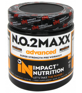 Pre-entrenamiento N.O.2 MAXX ADVANCED