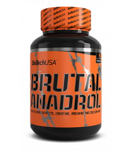 Potenciador anabólico BRUTAL ANADROL