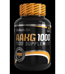 Aminoácido arginina AAKG 1.000