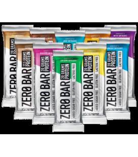 Barritas proteicas ZERO BAR (sabores mixtos)