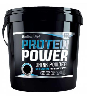 Proteína PROTEIN POWDER