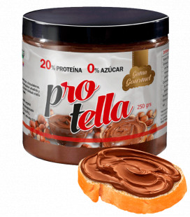 CREMA PROTELLA CHOCO-AVELLANAS