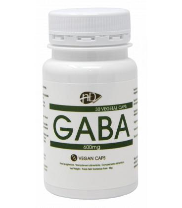 Ácido Gamma-Aminobutírico GABA EN CÁPSULAS VEGETALES