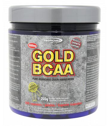 Aminoácidos GOLD BCAA