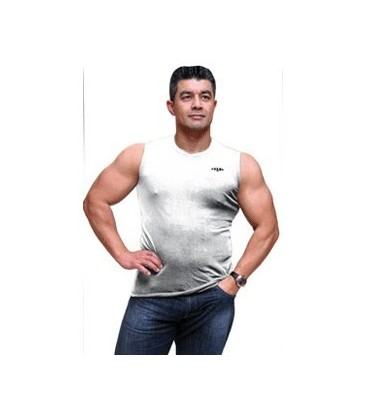 Camiseta sem mangas