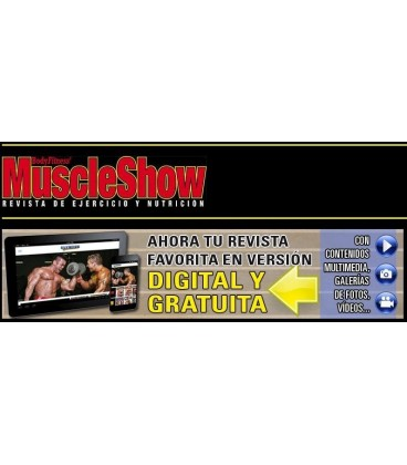 Revista MuscleShow Bodyfitness DIGITAL