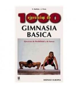 "Libro ""1000 EJERCICIOS GIMNASIA BÁSICA"""