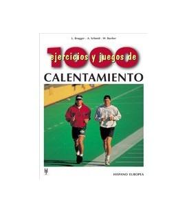 """Libro """"1000 EJERCICIOS Y JUEGOS DE CALENTAMIENTO"""""""