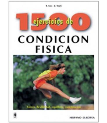 Libro 1500 EJERCICIOS DE CONDICIÓN FÍSICA
