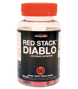 Thermogénique RED STACK DIABLO