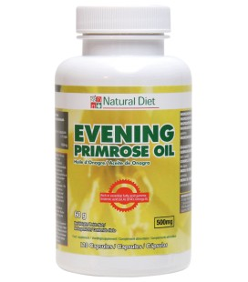 Aceite de onagra EVENING PRIMROSE OIL