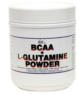 Acides aminés BCAA+GLUTAMINE POWDER