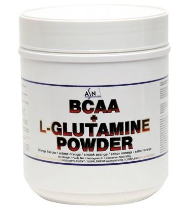 BCAA + Glutamine Powder