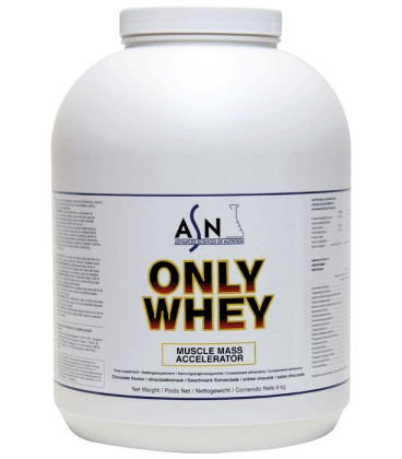 Only Whey ASN